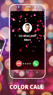 Color Call - Color Phone - Color Your Call app (apk) free download for Android/PC/Windows screenshot