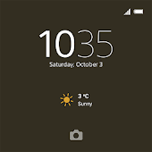 XPERIA™ Theme: Graphite Black
