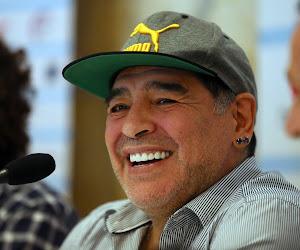 Le football perd une légende: Diego Maradona est décédé