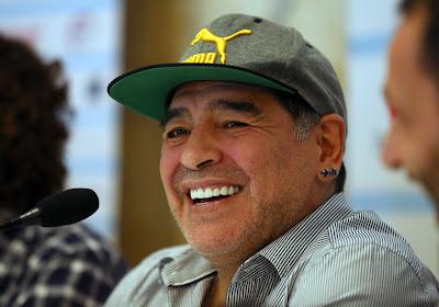 """Excuses van Mertens aan Diego Maradona: """"Sorry maar gelukkige verjaardag!"""""""