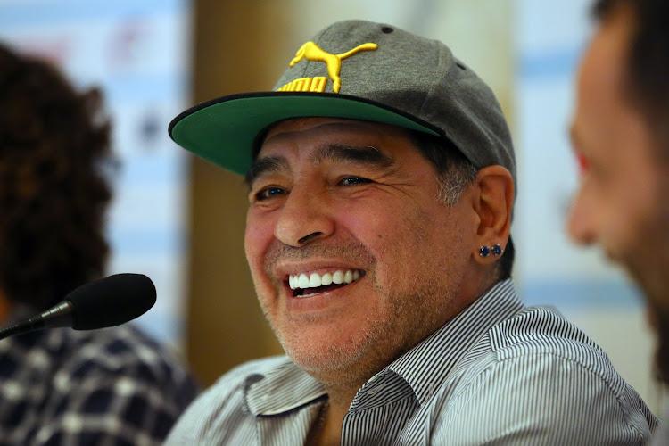 Diego Maradona serait déjà prêt à quitter son nouveau club !