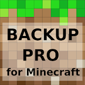 MCPE Backup PRO Android APK Download Free By Alexander Krišš
