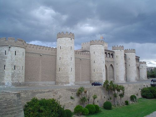 the almoravid dynasty - example of almoravid architecture 1061 - 1147