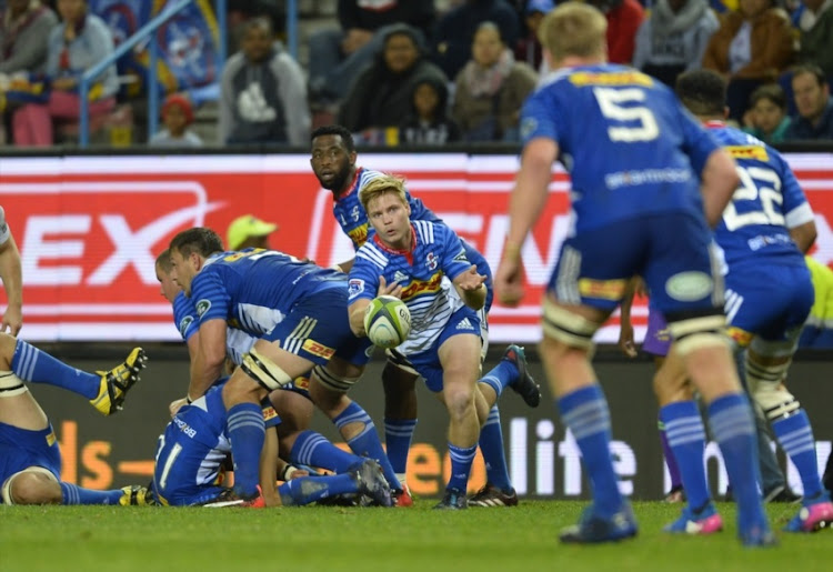 Justin Phillips of the Stormers during the Super Rugby Quarter final between DHL Stormers and Chiefs at DHL Newlands on July 22, 2017 in Cape Town.