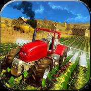 Harvest Farmer Cargo Tractor