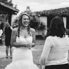 Wedding photographer Camilo Artunduaga (Camiloartphoto). Photo of 02.02.2018
