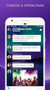 Hidden KARD Amino para K.A.R.D. en Español - náhled