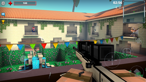 Pixel Strike 3D - FPS Gun Game  screenshots 5