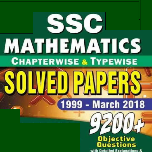 SSC Mathematics Chapter Wise Solved Paper Solution Android APK Download Free By Appzap