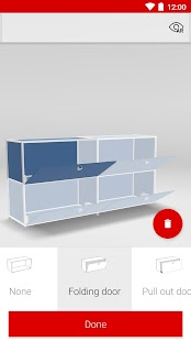 Roomle 3D/AR Furniture Catalog- screenshot thumbnail