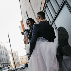 Wedding photographer Ekaterina Zamlelaya (KatyZamlelaya). Photo of 12.02.2019