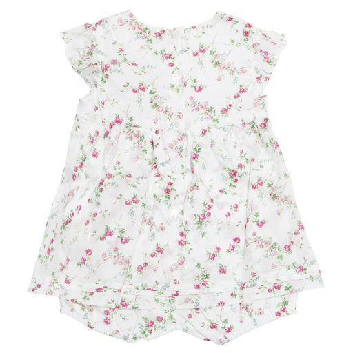 Thumbnail images of Patachou Floral Print Dress