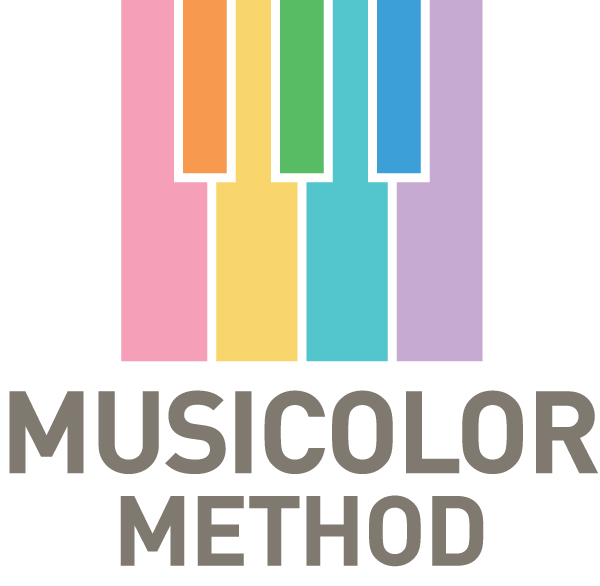 Musicolor Method Square logo transparent