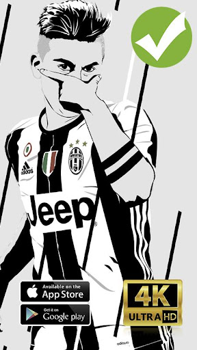 Download Paulo Dybala Wallpapers 4k Hd Juventus Fans Google Play