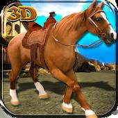 Horse Simulator Run 3D
