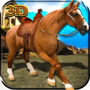 Horse Simulator Run 3D for PC and MAC