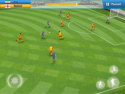 Soccer Revolution 2019 Pro apkpoly screenshots 20