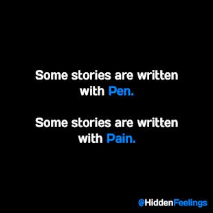 Hidden Feelings - náhled