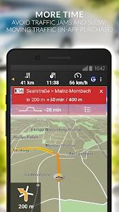 NAVIGON Europe Screenshot 5