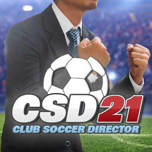 Club Soccer Director 2021 Soccer Club Manager 1.3.0 by Go Play Games Ltd logo