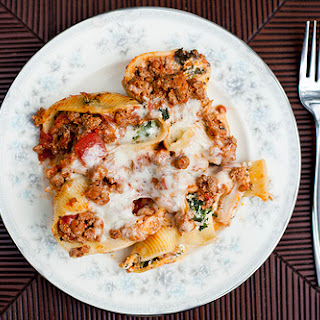 Frozen Stuffed Shells Recipes