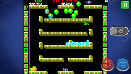 BUBBLE BOBBLE classic 1.1.3 screenshots 9
