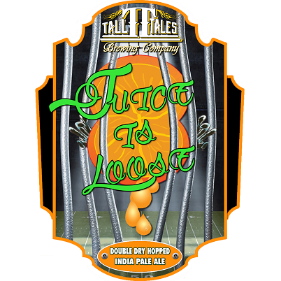 Logo of Tall Tales Juice Is Loose