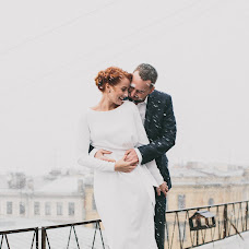 Wedding photographer Sveta Laskina (svetalaskina). Photo of 04.03.2017