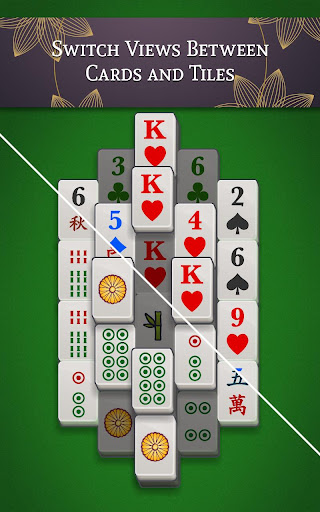 Mahjong Solitaire screenshot 14