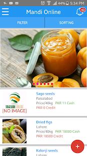 Mandi Online - náhled