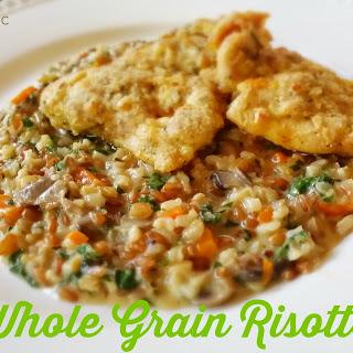 Whole Grain Risotto