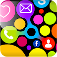 Launcher Live Icons for Android apk