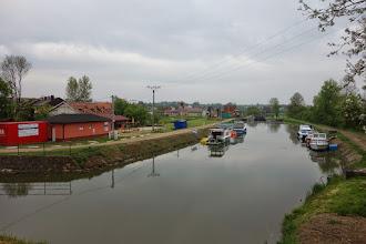 Photo: Petrov - přístaviště na Baťově kanálu