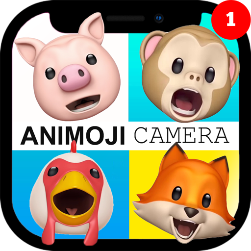 ANIMOJI IPHONEX emoji app (apk) free download for Android/PC/Windows