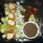 amazing salad from Publix in Miami in Miami, Florida, United States
