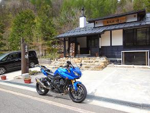 Photo: 平谷の蕎麦屋「侍」