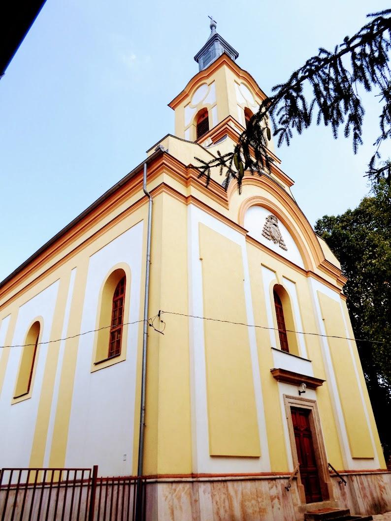 Berkenye - Szent Kereszt felmagasztalása rk. templom
