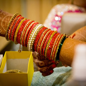 Bangles and colors by Shrey Chohan - Wedding Other ( love, wedding photography, life, colors, wedding, happiness, candid, wedding photographer, marriage, bride, photography )