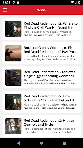 Download Unofficial Guide for RDR2 on PC & Mac with AppKiwi APK