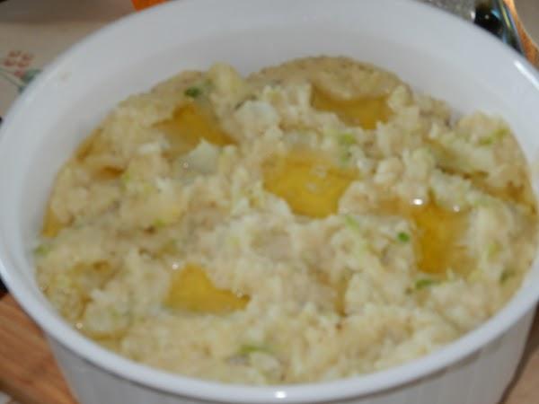 Garlic Taters 'n Cabbage Recipe