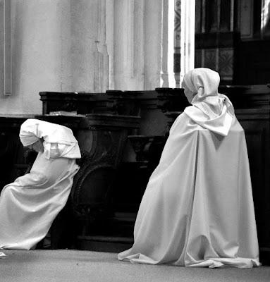 La preghiera bianca di miriamarea
