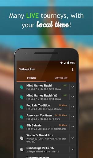 Follow Chess android2mod screenshots 1