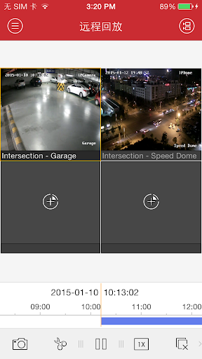 iVMS-4500 screenshot 2