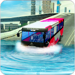 River bus driving tourist bus simulator 2018 3.0