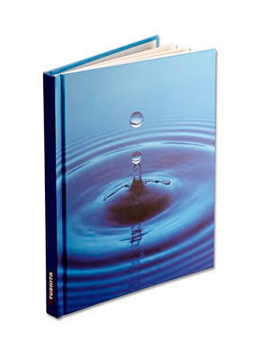 Anteckningsbok, Tushita Blank books DROPS