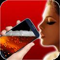 Cola drinking simulator icon