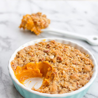 Sweet Potato Casserole (Gluten-Free and Vegan)