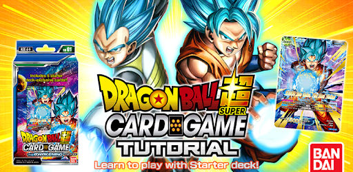Dragon Ball Super Card Game Tutorial - Apps on Google Play