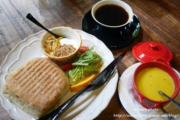 [台北] 民生社區文青咖啡廳Cafe Mode木馬咖啡