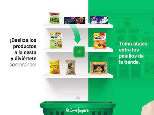 Supermercado El Corte Inglés screenshot 11